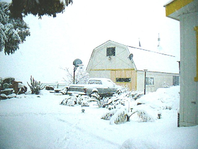 March Snowfall: March 11-12, 2006