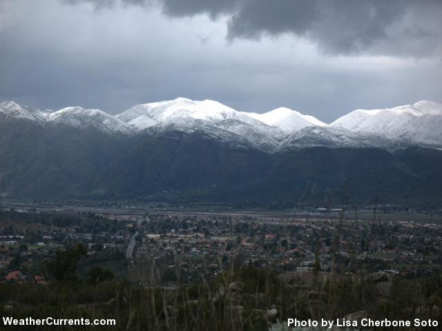 Rain, Hail and Snow: February 25-27, 2011