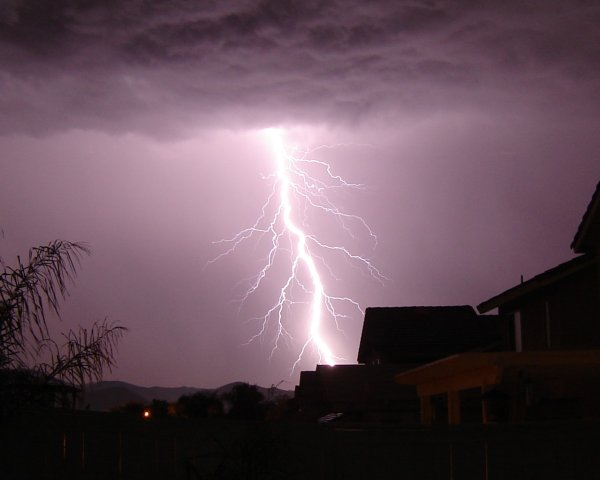 September Thunderstorms: September 20, 2005