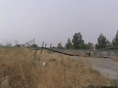 Sun City/Quail Valley Tornado: August 6, 2005