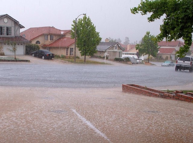 Hailstorms: May 22, 2008