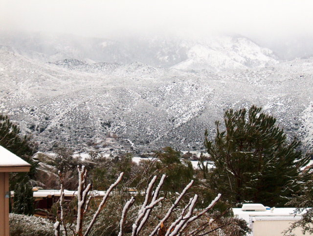 Low Mountain Snow: February 14, 2008
