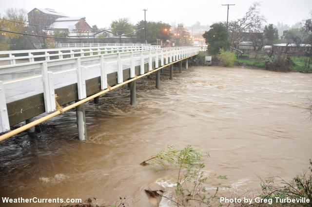 Rain, Rivers, Flooding: December 17-22, 2010