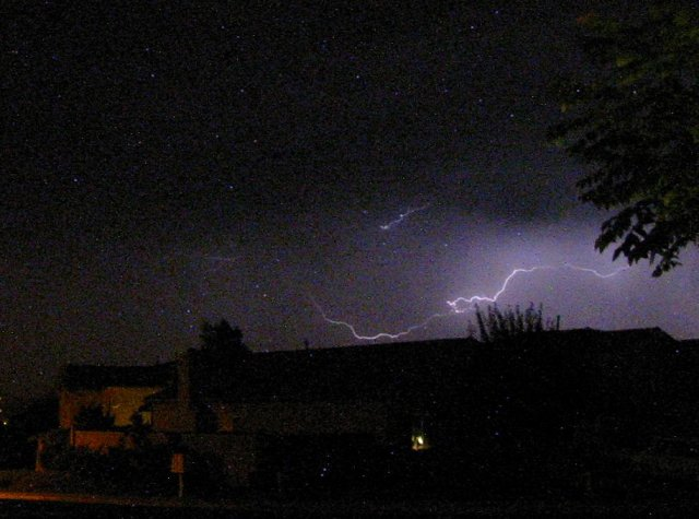 Summer Thunderstorms: July 23, 2005