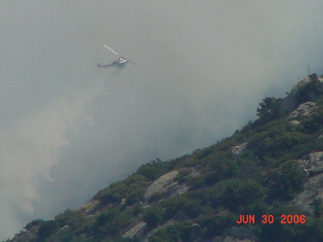 Border Fire: June 30, 2006