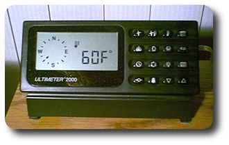 Ultimeter 2000 Weather Station